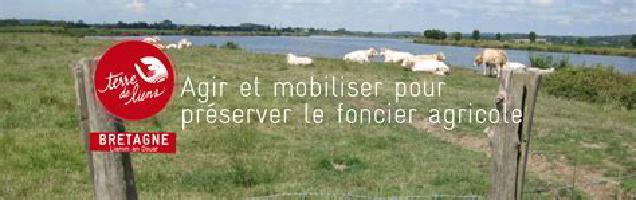 image Formation Sensibiliser la société civile à la question de la préservation du foncier agricole, par Terre de Liens